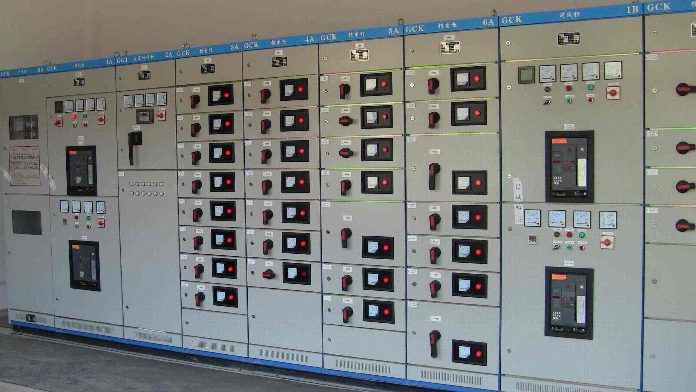 配电房施工注意事项