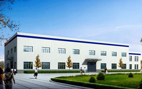 祝賀公司簽約中山龍昇公司新廠房綜合工程