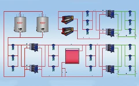 電蓄熱系統