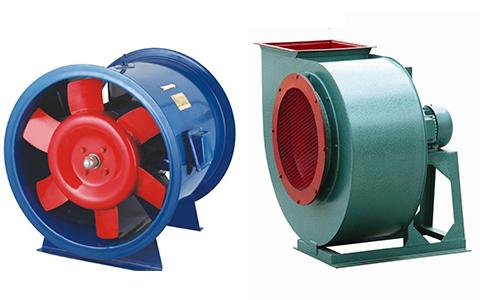 中低壓離心式和軸流式通風機的安裝流程及安裝工藝
