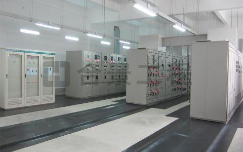 新泓威二期高低壓配電工程