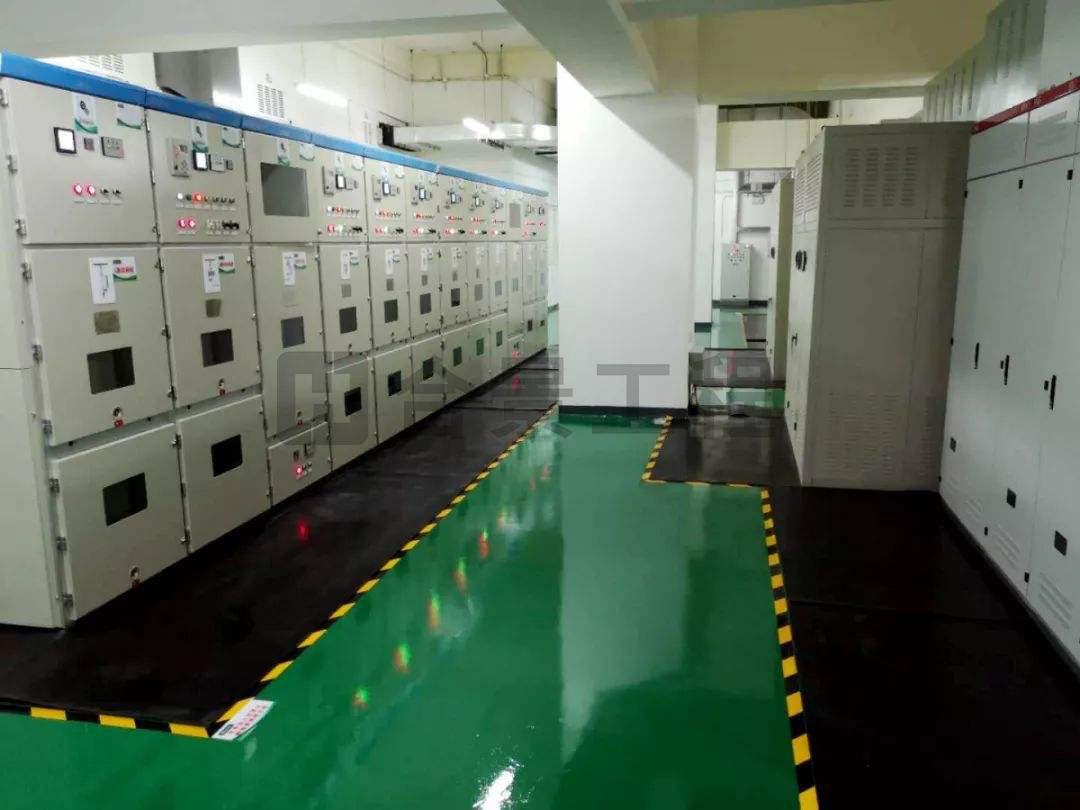 香雪制藥二期高低壓配電工程案例