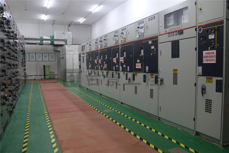 億緯鋰能二期高低壓配電安裝工程