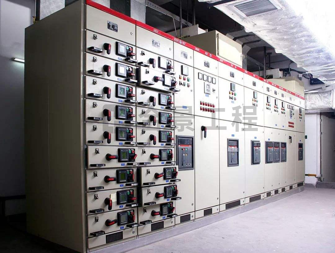 秋時電子二期高低壓配電安裝工程
