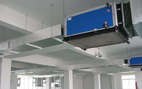中央空调风管安装规范及要求