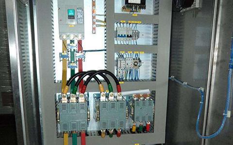 電氣控制柜的走線應注意哪些事項