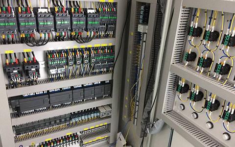電氣控制柜的布線規范