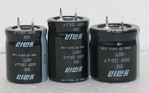 分析變頻器電解電容損壞的原因及分享更換電解電容的注意事項