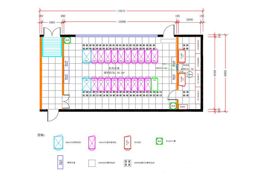 机房系统工程